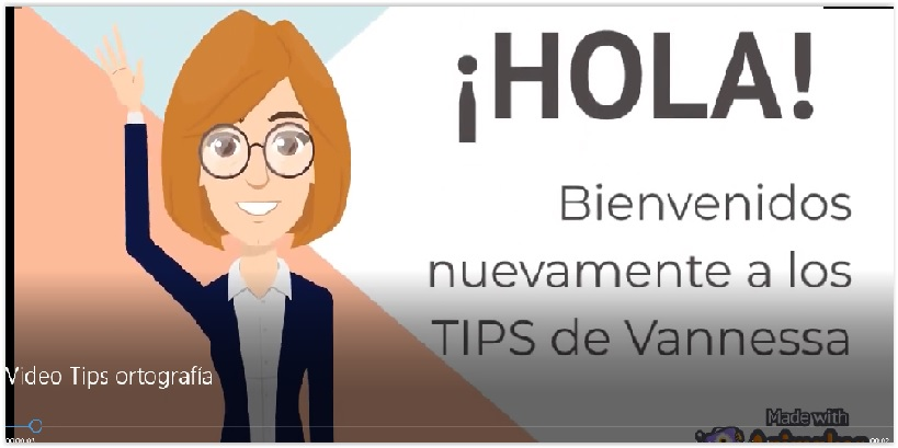 TIPS ORTOGRÁFICOS